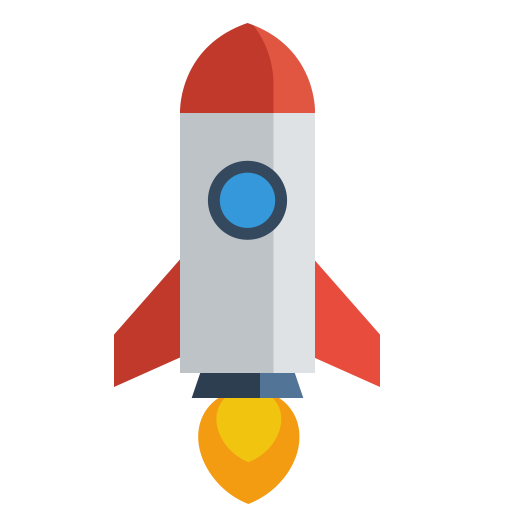 Rocket Icon Coding for Teens in Indonesia